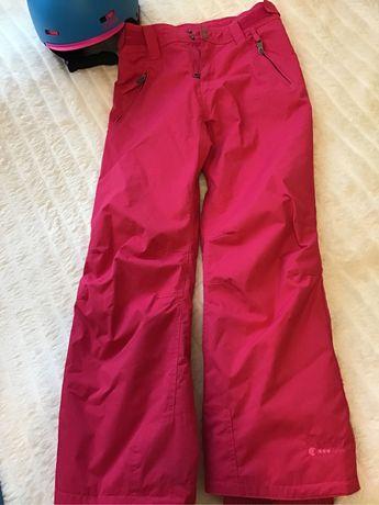 Spodnie narciarkie dziewczęce 152 Protest jak nowe
