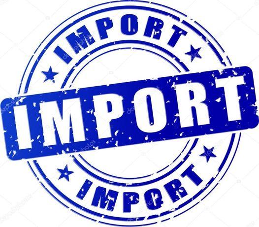 Поможем с импортом-экспортом товаров с России и Европы