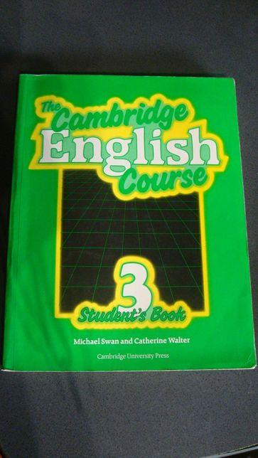 livros ingles cambridge 3ºgrau e 5º grau