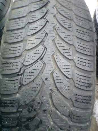 Шины б\у, зимние: 205/55R16 Bridgestone Blizak LM-32