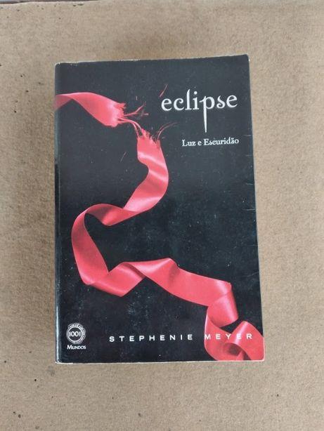 Livro Eclipse - saga twilight