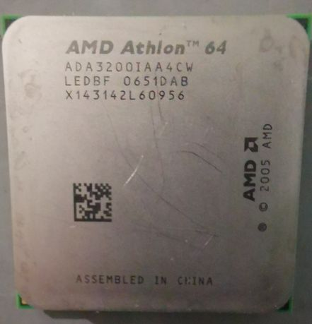 Процессор AMD Athlon 64 3200+ Socket AM2