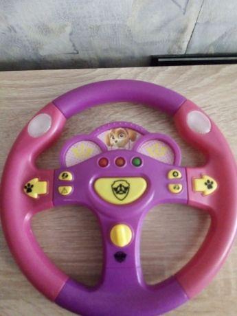 інтерактивний руль для хлопчиків