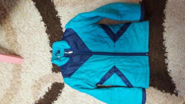 Курточка фирмы Одягайко на Рост 116 см