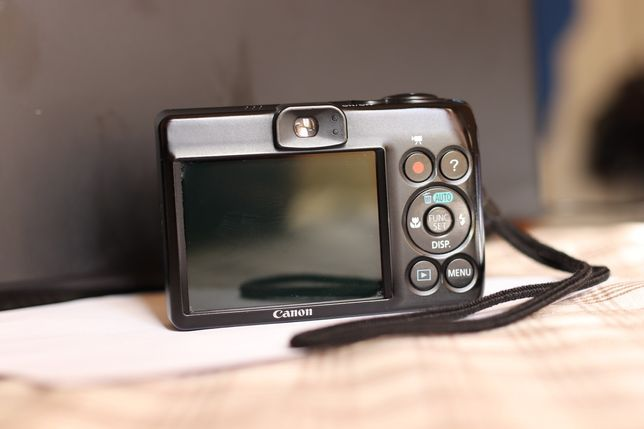 Фотоаппарат Canon power shot A1300