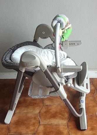 Cadeira de alimentacao Chicco Polly Relax
