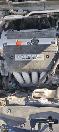 Silnik honda Accord VII 7 2.0 benzyna