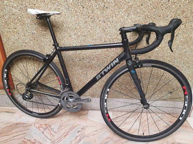 Bicicleta B'Twin Triban 5 Black (M)