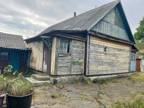 Дом с пристройками и земля