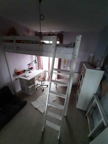 Meble IKEA łóżko szafa biurko szafka stolik krzesełko