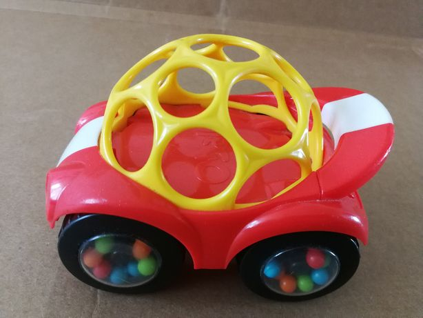 Samochodzik Oball - super zabawka, stan idealny!