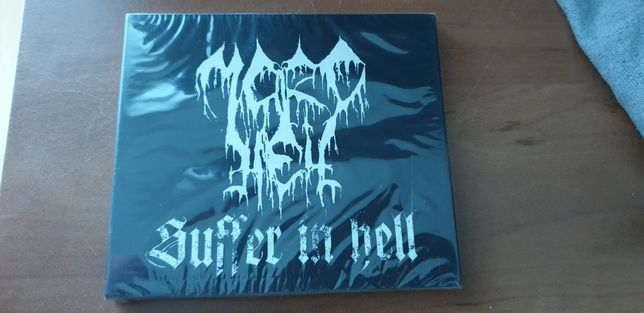 Mordhell Suffer In Hell CD nowa
