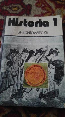Historia Średniowiecze-H.Manikowska,J.Tazbirowa