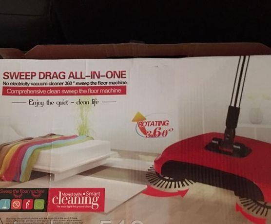 Швабра Веник для уборки Sweep drag all in one Rotating 360