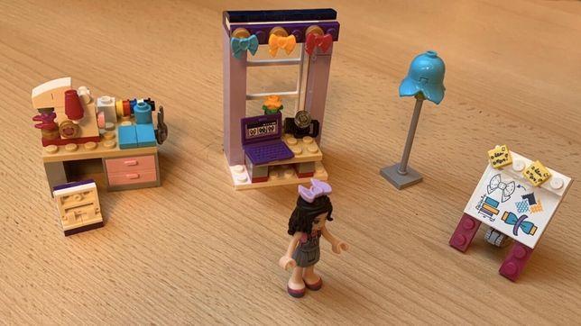 LEGO friends Конструктор Творческая мастерская Эммы (41115)