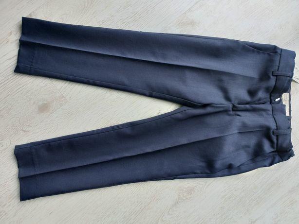 Spodnie eleganckie z garnituru