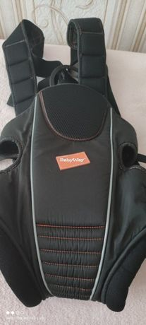Эрго рюкзак - Baby way - кенгуру Baby way -переноска