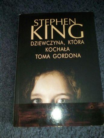 Stephen King Dziewczyna która pokochała Toma Gordona.