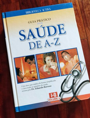 Enciclopédia da saúde (guia prático 5 volumes) Novos
