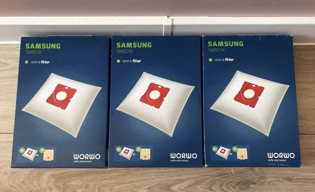 Worki do odkurzacza Samsung Worwo SMB01K