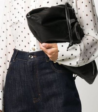 Jeans Dolce Gabbana, preta, modelo flare. 70€