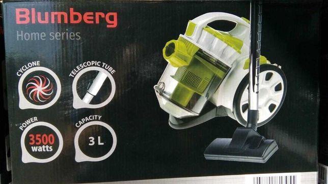 Контейнерный пылесос / DM-1602 - Blumberg + НЕРА фильтр, Маневренный