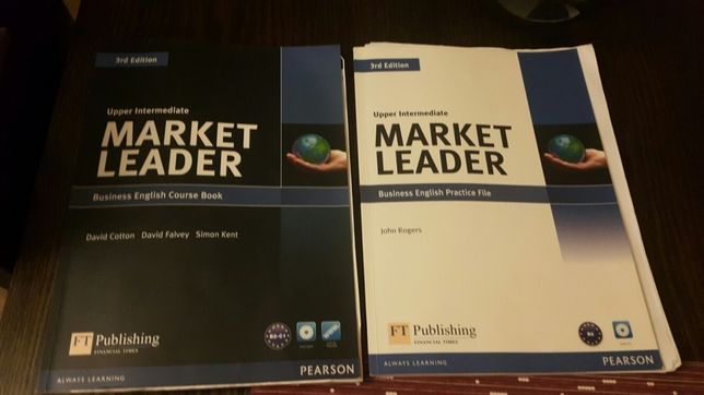 Market leader business english course book i książka practice file