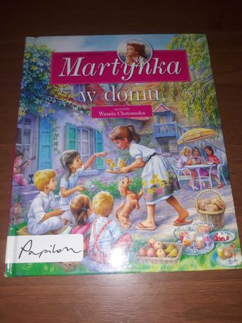Książka Martynka w domu
