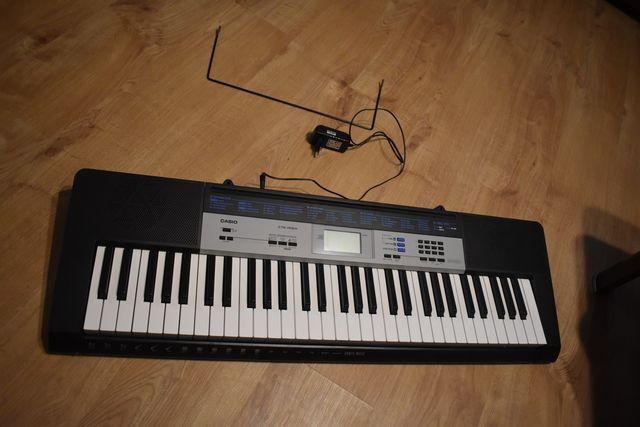 Prawie nowy keyboard casio CTK-1550