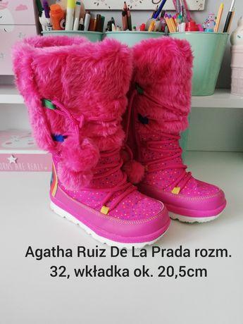 Śniegowce Agatha Ruiz de la Prada rozm.32
