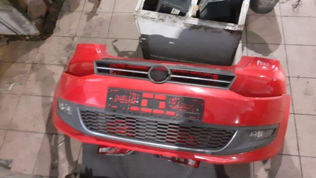 zderzak przód VW Polo 6R