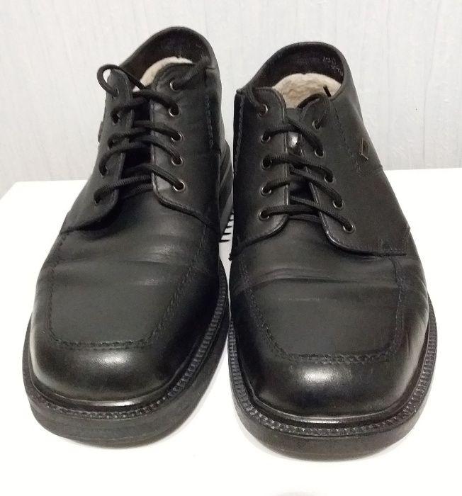 Ботинки Rieker при укорочении правой ноги на 1,5 см. размер 43 Харьков - изображение 1