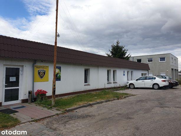 Gorzów Wlkp. - Budynek biurowy z dużym parkingiem