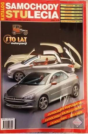 Katalog Samochody Stulecia 2000r