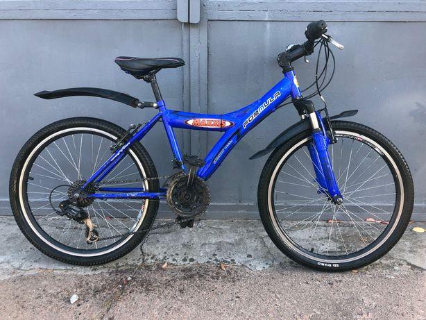 Велосипед горный колеса 24