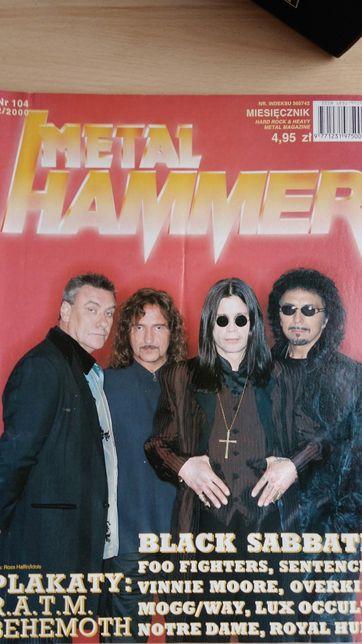 Metal Hammer 2/2000