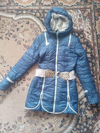 Жіноча зимова курточка.