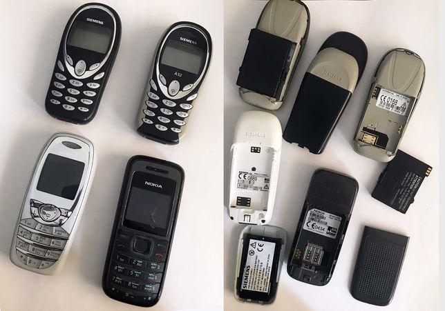 Siemens C62 /A52/A52/ Nokia 1208/ 6288/ Sony Ericsson w660i