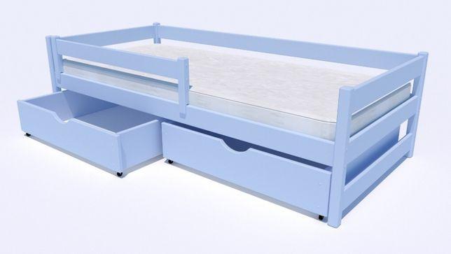 Drewniane łóżeczko dla dziecka Mini Premium. Wysyłka 7 dni