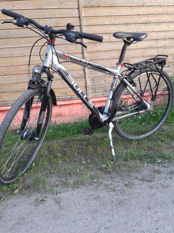 Rower trekkingowy crossowy BULLS