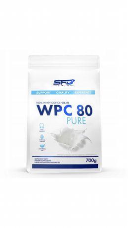 SFD WPC 80 PURE whey białko naturalne serwatkowe 100% koncentrat