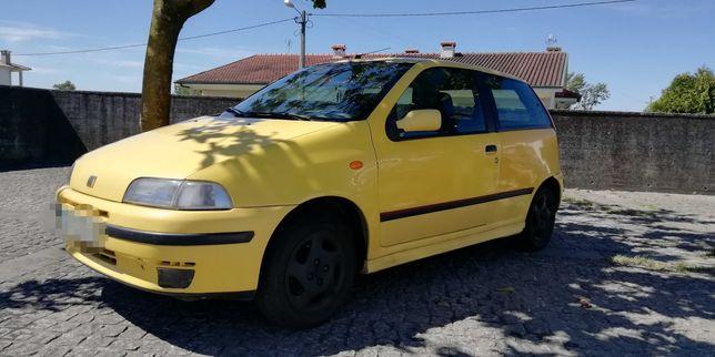 Fiat Punto 6 Speed