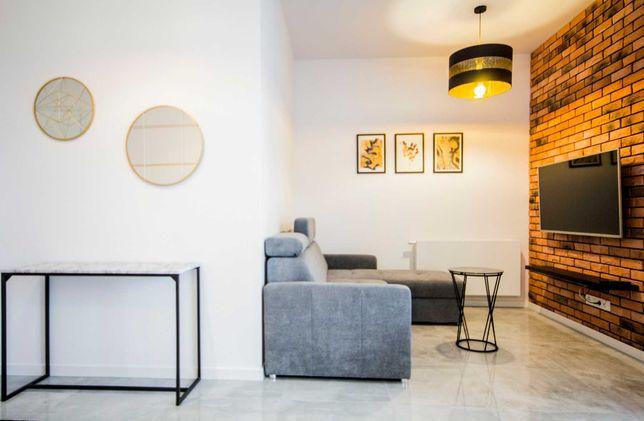 Apartament na Bulwarach Książęcych | Pierwszy Najem