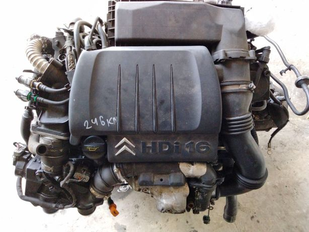 Двигун Citroen C4 1.6 hdi