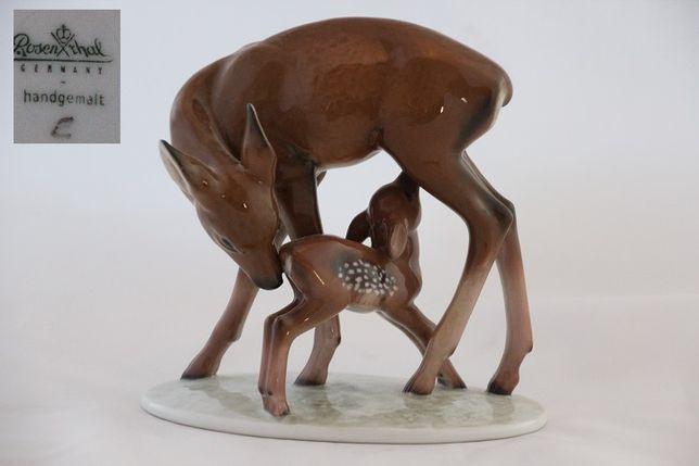 =ARTexpert= figurka ROSENTHAL figura sarna