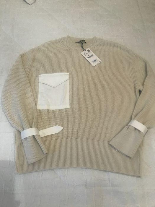 Camisola Zara com etiqueta Viseu - imagem 1