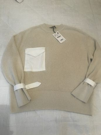 Camisola Zara com etiqueta