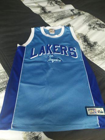 Koszulka koszykarska Jersey Los Angeles Lakers Hardwood Classics