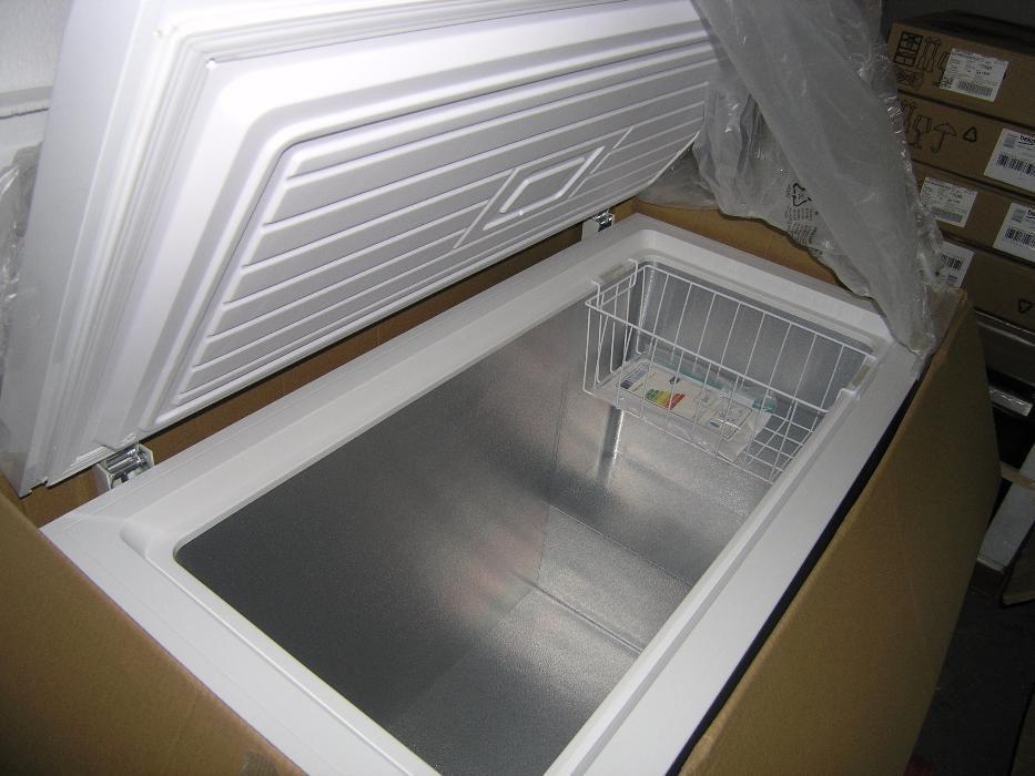 Arca Congeladora horizontal de 300 litros Nova Santa Bárbara de Nexe - imagem 1