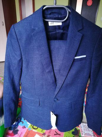 Nowy garnitur H&M rozm 146